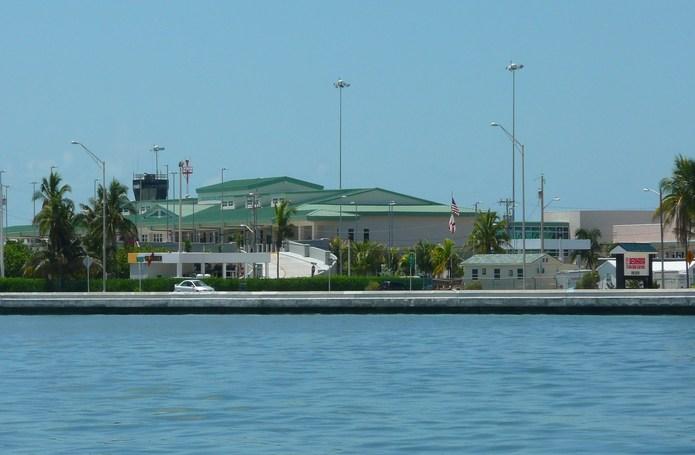 Key West International Airport Passenger Terminal & Parking Deck
