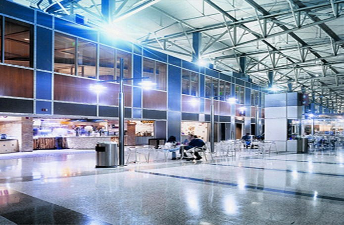 Austin-Bergstrom International Airport - Barbara Jordan Passenger Terminal