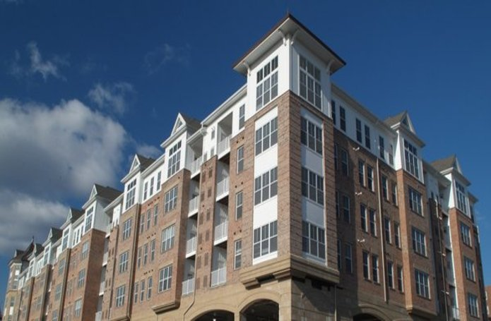 Glenview House Apartments & Parking Garage